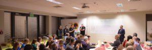 Uroczyste obchody 60 lecia siatkówki żeńskiej w Wałbrzychu